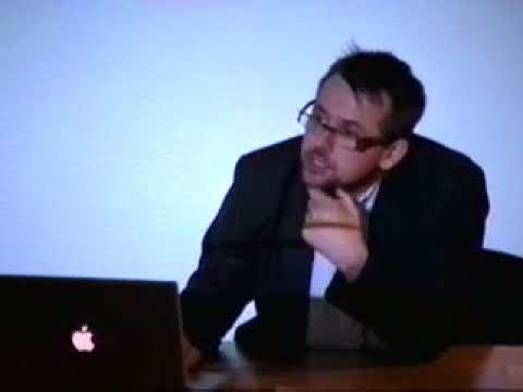 Benjamin Bratton: Interfaces, Logistics, Territories: Design | Media Arts Theory