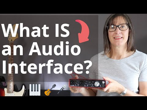 What Is An Audio Interface? A Complete Beginner's Guide
