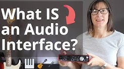 What Is An Audio Interface? What Does It Do? Home Recording Studio Kit