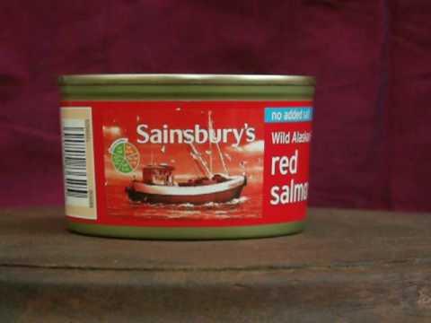 Sainsbury's Sustainable Seafood