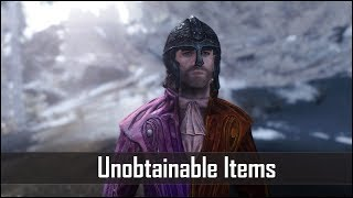 Skyrim 5 Unobtainable Items that you re Not Allowed to Use - The Elder Scrolls 5 Skyrim Secrets