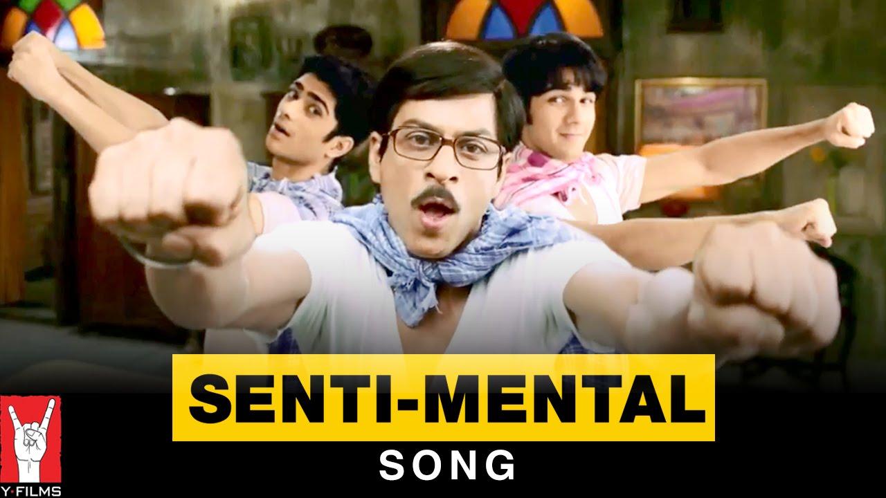 Senti Mental - Song | Jumbo Jutts | Official FAN Tribute for SRK Birthday