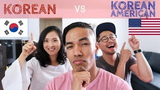 Differences between Korean & Korean-American Culture | A Couple's Perspective