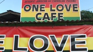 The One Love Cafe, in Dumaguete - Philippines