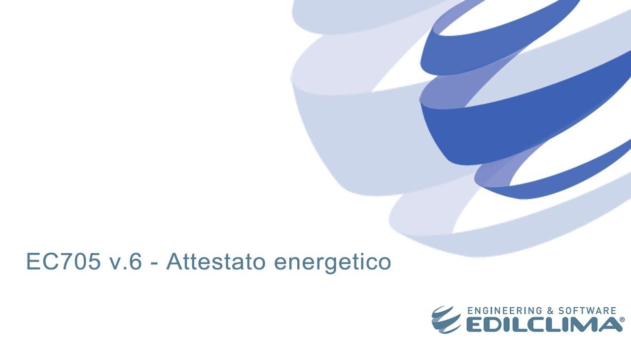 EC705 » Edilclima Engineering & Software