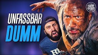 SKYSCRAPER - Kritik / Review | 2018
