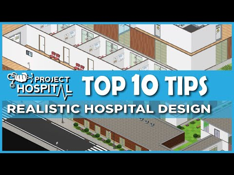 10 tips for realistic design | Project Hospital