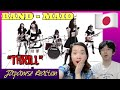 JAPANESE REACTS TO BAND - MAID