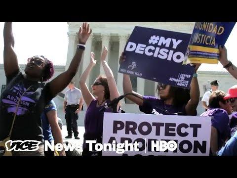Texas Abortion Access: VICE News Tonight (Full Segment)