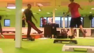 Master Step workout by Delano Loswijk thumbnail