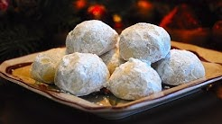 How to Make Mexican Wedding Cookies ~ Snowballs ~ Christmas Recipe by foodjazz