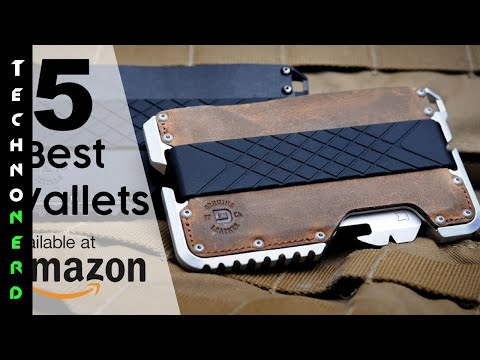 5-best-wallets-available-on-amazon-2017