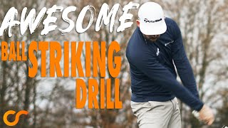 DRILL FOR PURE BALL STRIKING AND FLIGHT CONTROL