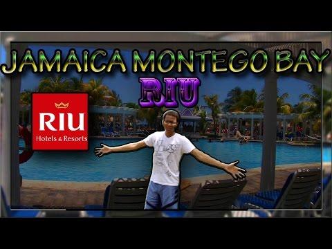 JAMAICA MONTEGO BAY RIU |S.S ADVENTURES| *VLOG UNCUT*