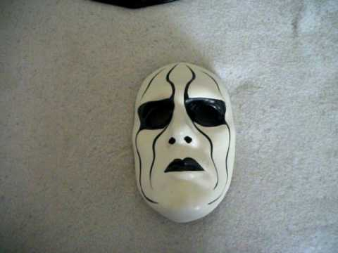 official (only 500 made in the world) sting mask for sale championship wrestling wwe wwf tna ecw wcw