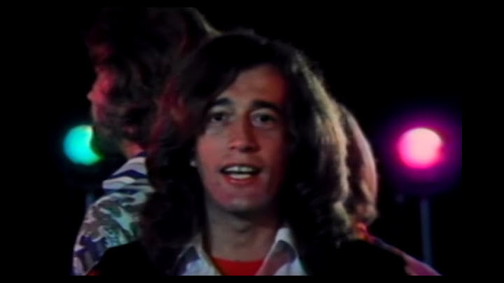 bee gees  how deep is your love official video