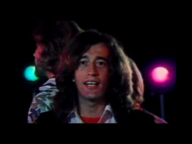 Bee Gees - How Deep Is Your Love (Official Video)
