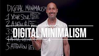 PNTV: Digital Minimalism by Cal Newport (#395)