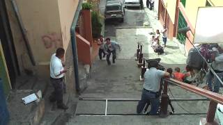 El Tío Chupeta asiste a un tiroteo (II parte)