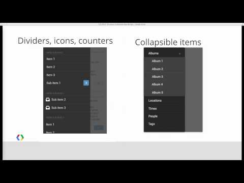 Google I/O 2013 - Structure in Android App Design