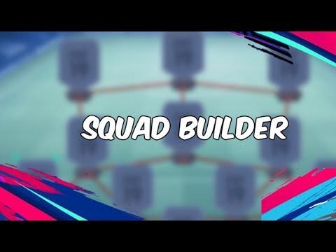 SQUAD BUILDER ZA 2 MILIONY+ 😱😱