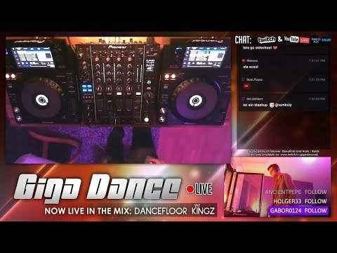 Hands Up Music Mix 2018 mixed by Giga Dance & Dancefloor Kingz