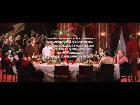 Trailer do filme O Cozinheiro