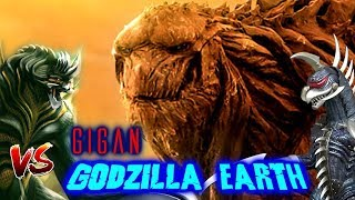 The Tragic and Heroic Story of Gigan from Godzilla's Animated Universe!