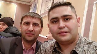 Азамат Жумаев Санкт-Петербургда