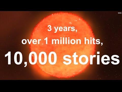 Scimex hits 10,000 stories