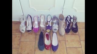 Le mie scarpe! ( Estive ) :D