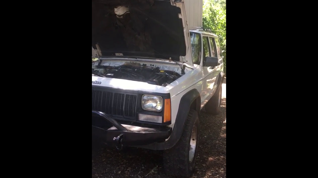 hight resolution of how to bypass the neutral safety switch on a 1995 jeep cherokee