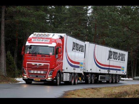 JP.Vis&Zn: With 60 tonnes to Sweden