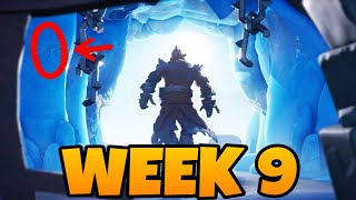 Fortnite: Week 9 & 10 Loadingscreen Season 7 | OFFICIAL SNOWFALL SKIN LEAK