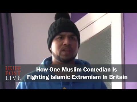 How One Muslim Comedian Is Fighting Islamic Extremism In Bri