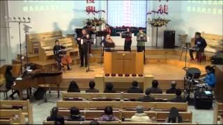 20131229浸信會仁愛堂主日獻樂