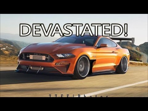 I Can T Mod The 2018 Mustang Youtube