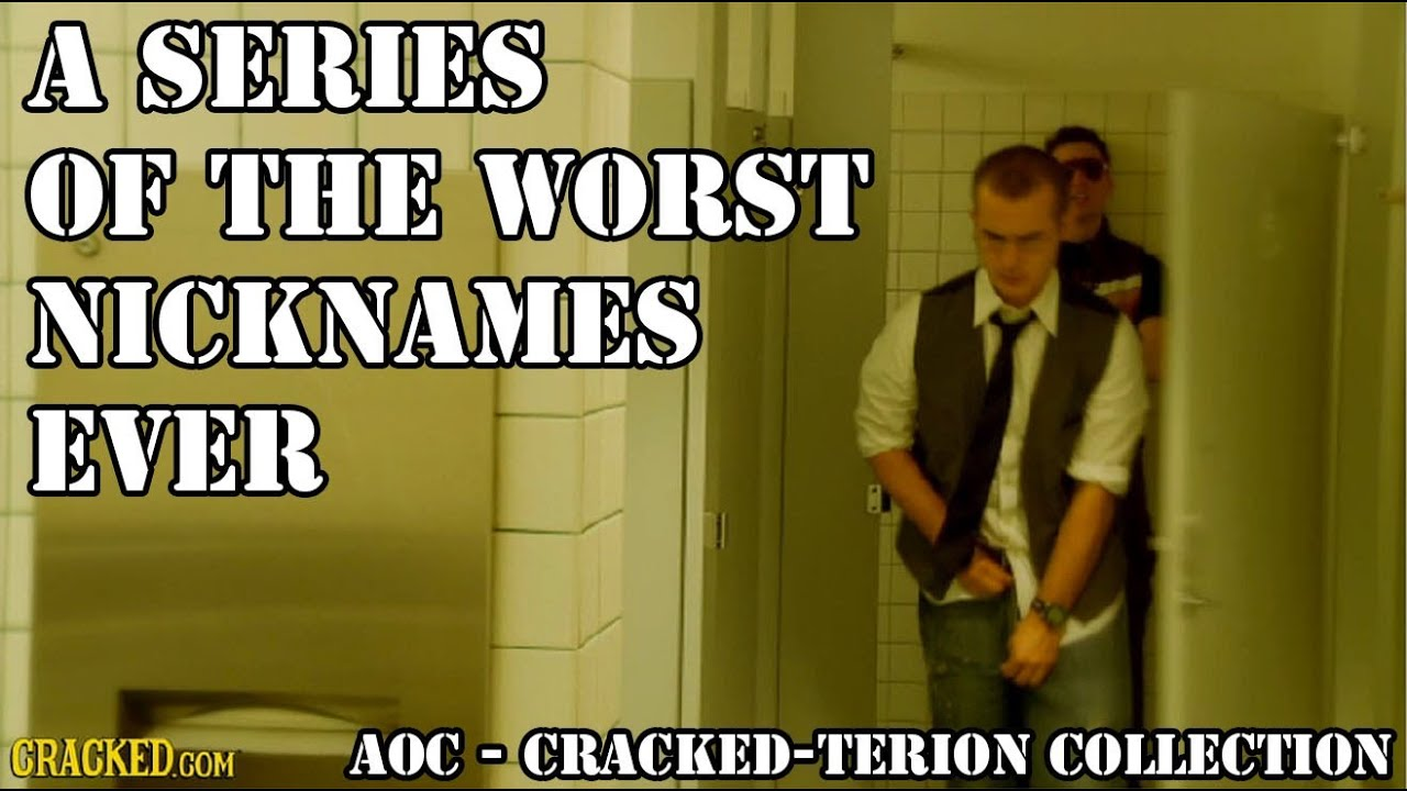 Download A Series of the Worst Nicknames Ever | Agents of Cracked | Episode 2
