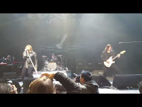 Europe - War of kings (Live Santiago, Chile)