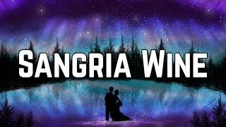 Camila Cabello & Pharrell Williams - Sangria Wine (Lyrics)
