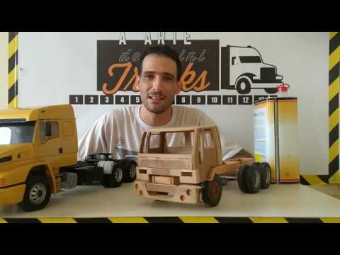 Como Fazer Um Ford Cargo Parte 2