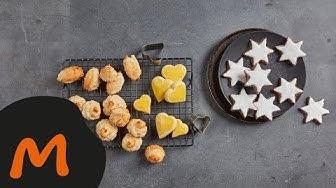 Travailler la pâte à petits biscuits – Migusto Tutoriel