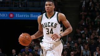 Best of Giannis Antetokounmpo in the Playoffs | April 27, 2017
