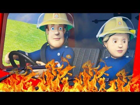 Fireman Sam US New Episodes   Firefighters teamwork   Jupiter in action! 🚒 🔥 Videos For Kids