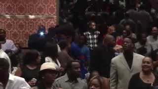 John P. Kee At West Angeles COGIC 2014 Part 3