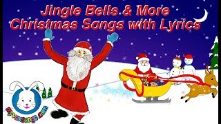 Christmas Songs for Kids with lyrics feat. Jingle Bells & much more