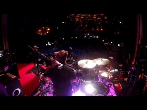 Always the Sun - The Stranglers. Classic Collection tour. Drum cam