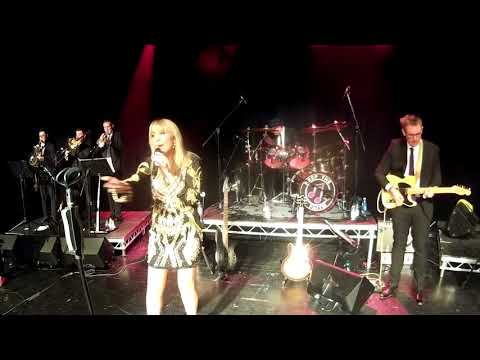 Higher And Higher Jackie Wilson cover Sarah Collins and Keep The Faith Northern soul and Motown band