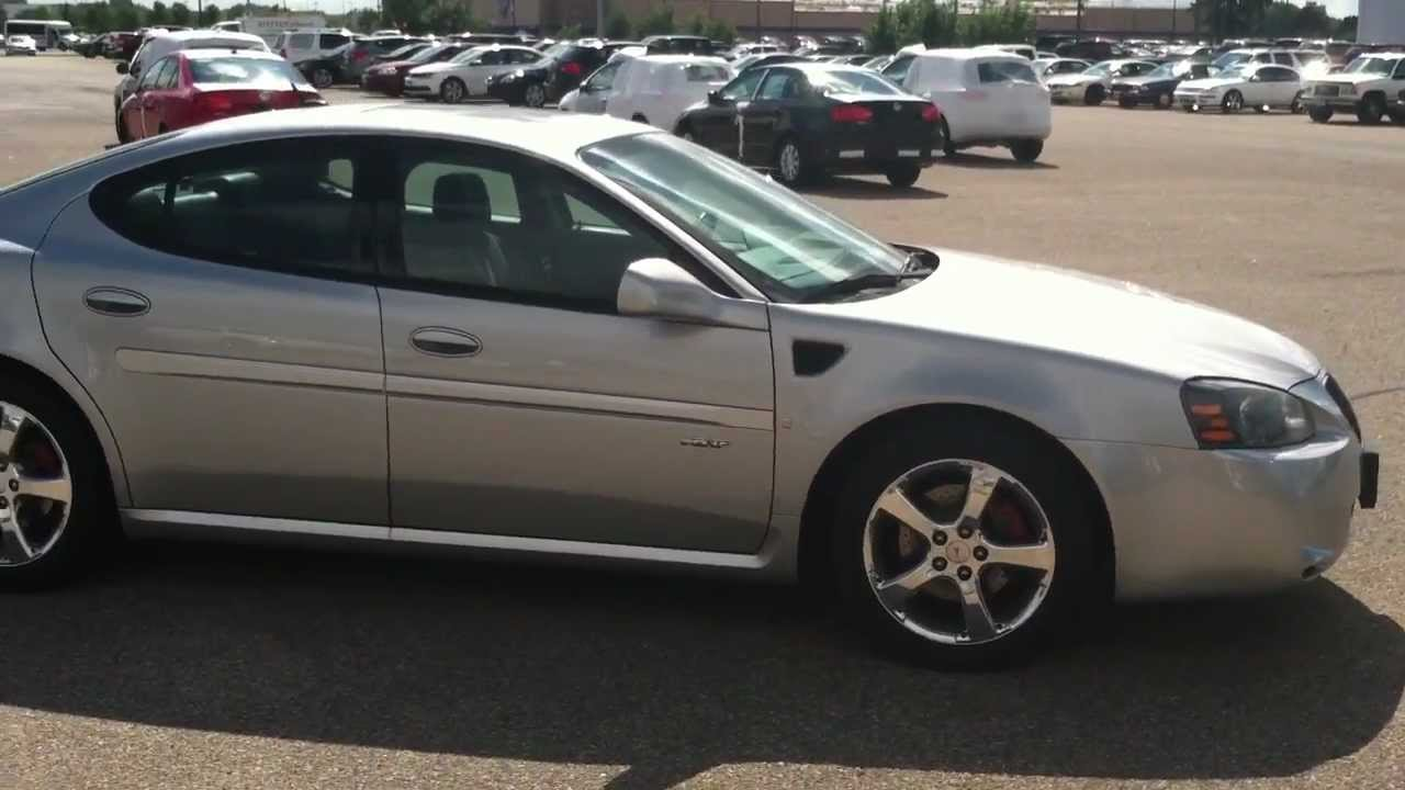 sold 2007 pontiac grand prix gxp v8 mankato motor co mike bidwell youtube. Black Bedroom Furniture Sets. Home Design Ideas