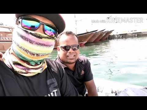 Offshore Fishing l Bait and Wait l Sur Oman